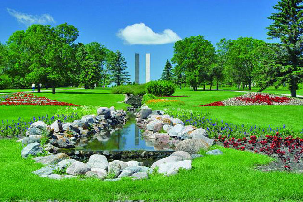 Towers at International Peace Garden are Coming Down