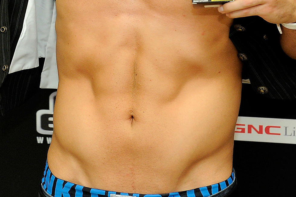 The Drill Focuses On Your Abdominal Area