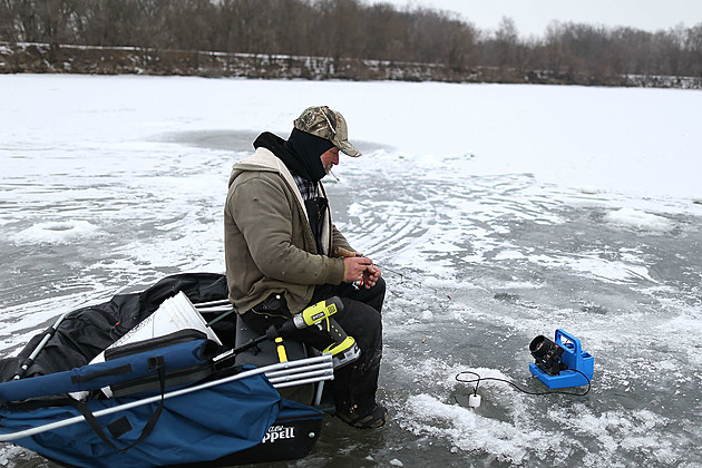 Free ice fishing weekend in north dakota for North dakota ice fishing