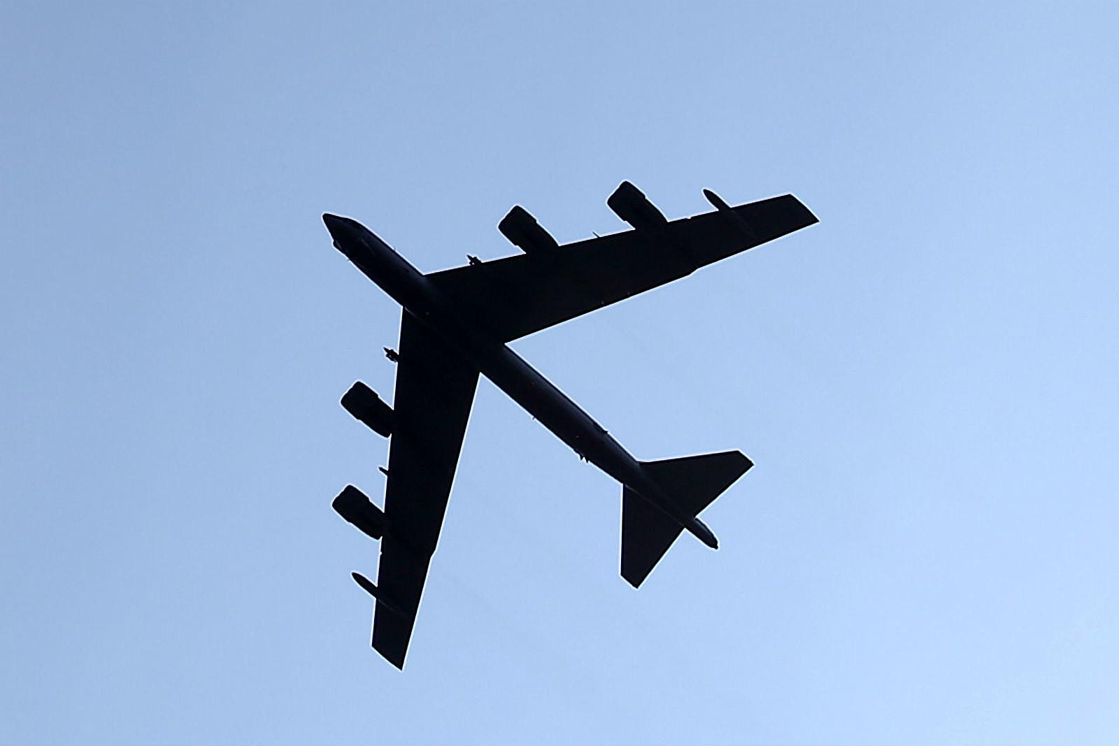 B-52_ Mark Wilson/Getty