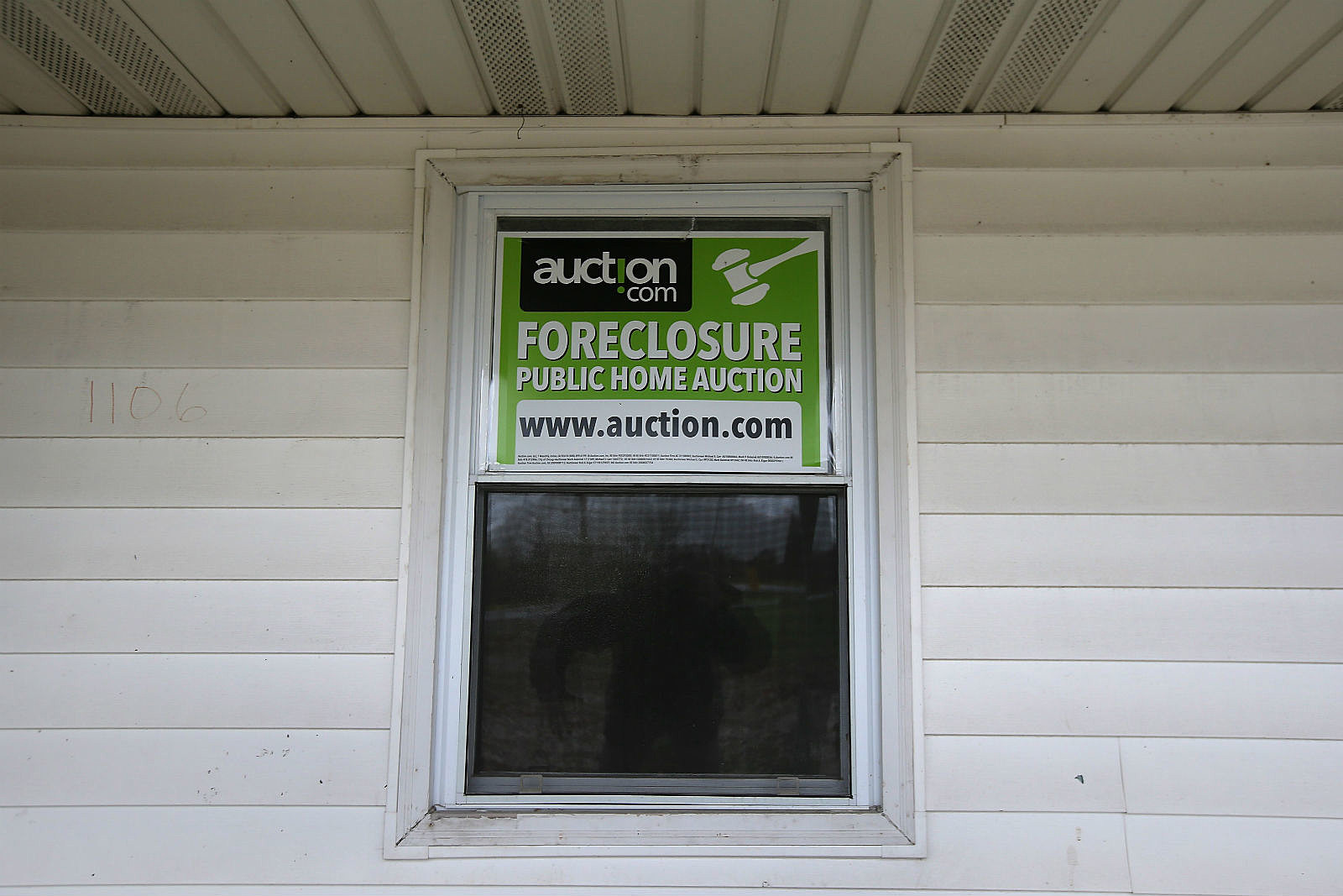 Foreclosure_John Moore/Getty